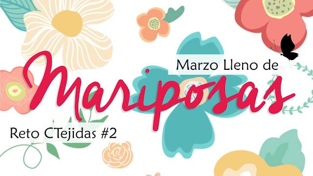 Reto #2: Marzo Lleno de Mariposas