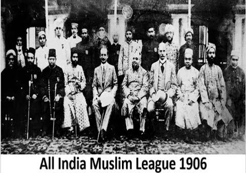 Formation of Muslim League 1906