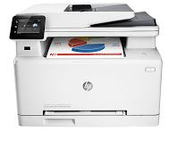 Free Download Driver HP Color LaserJet Pro MFP M277dw