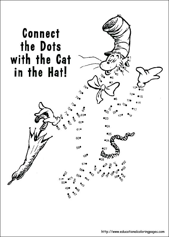 10 dr seuss coloring pages coloring pages for kids for Dr seuss printable coloring pages
