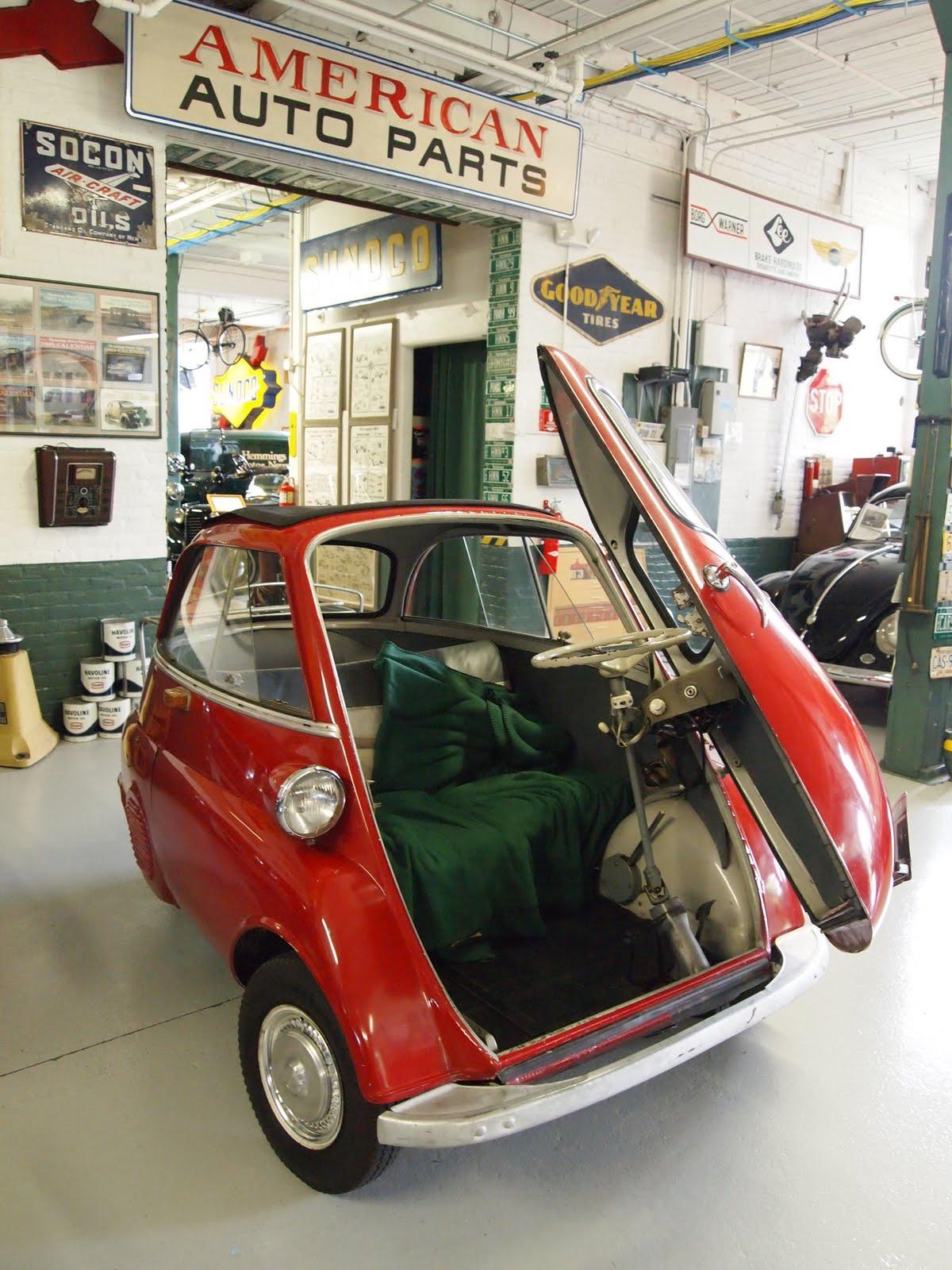 Heinkel Scooter Project: Hemmings Auto Museum