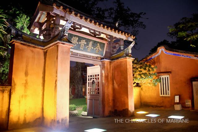 Tainan's Confucius Temple