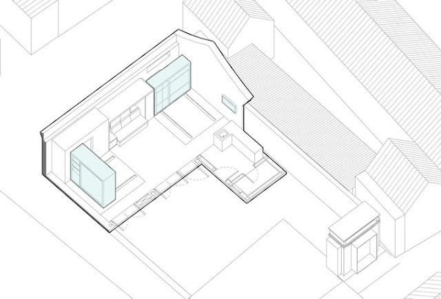 Layout Baitasi House of the Future