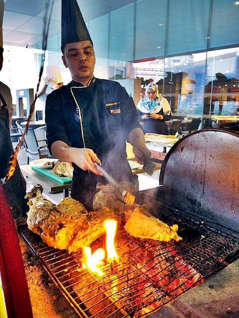 Furama Bukit Bintang Ramadhan Menu - Arabian Roast Lamb