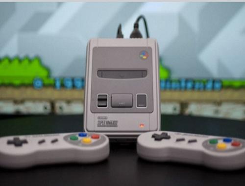 Nintendo SNES Contest