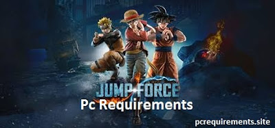 [Latest] Jump Force Pc Requirements