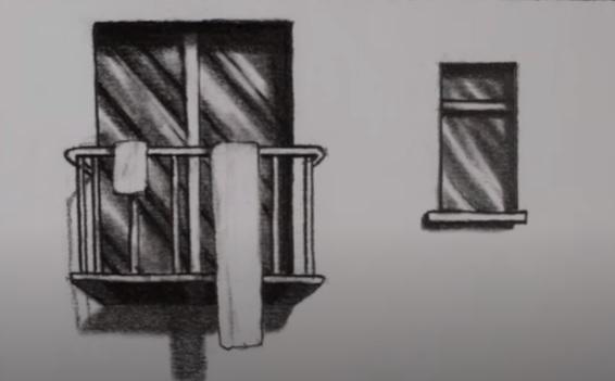 تنفيذ البلكونات المٌصممة والأسقف المتصلة بها