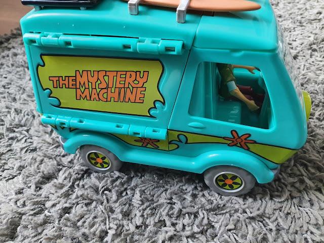 scooby doo mystrey machine