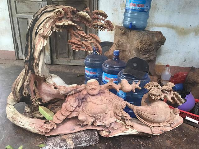 Tuong Di Lac keo bao tien ( huong da )