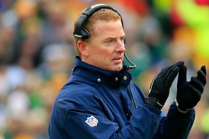 Jason Garrett Is The Giants New Offensive Coordinator