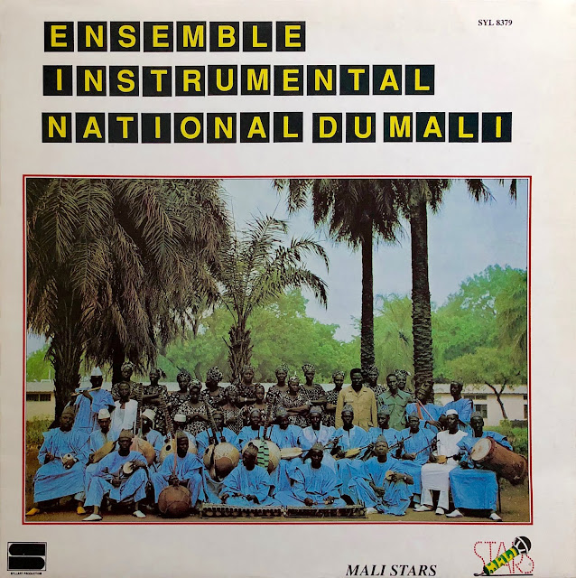 Mali Ensemble Instrumental Kora Balafon Djembe Bambara Mandingo Wassoulou African Music Traditional music world music vinyl