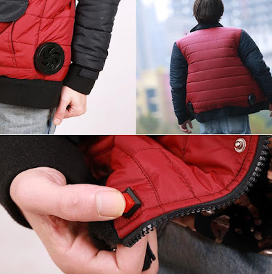 SDJ01self-drying jacket