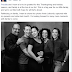 Mark Zuckerberg embraces his pregnant wife Priscilla, parents and sister in family photo