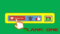 Download Video Animasi Tombol Subscribe, Lonceng & Like Youtube Powerpoint