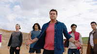 Jason & the Dino Charge Team