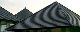 Gambar Contoh Bentuk Model Atap Rumah Minimalis