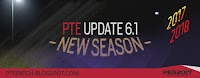 PTE Patch Update 6.1 Final - PES 2017