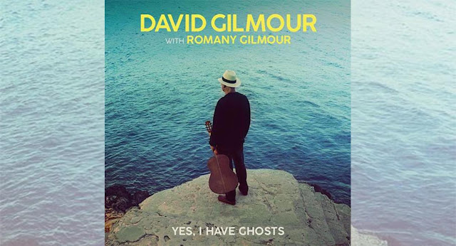 "David Gilmour lanza su primer sencillo en cinco años ""Yes, I Have Ghosts"""