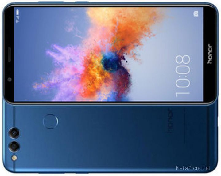 Huawei Honor 7X Smartphone - Specs: 5.93Inch Android/EMUI Kirin659 OctaCore 4G Phone