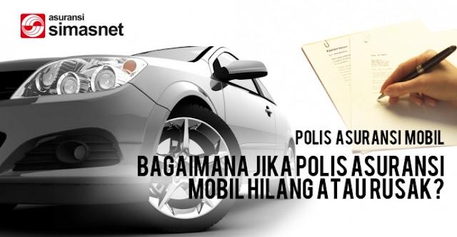 Dokumen Untuk Pengajuan Klaim Asuransi Kendaraan Mobil