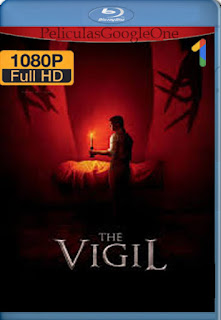The Vigil (2019) [1080p BRrip] [Castellano-Inglés] [LaPipiotaHD]