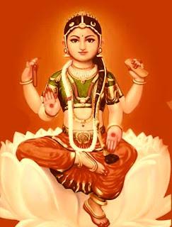Tripurasundari Manasa Puja Stotram