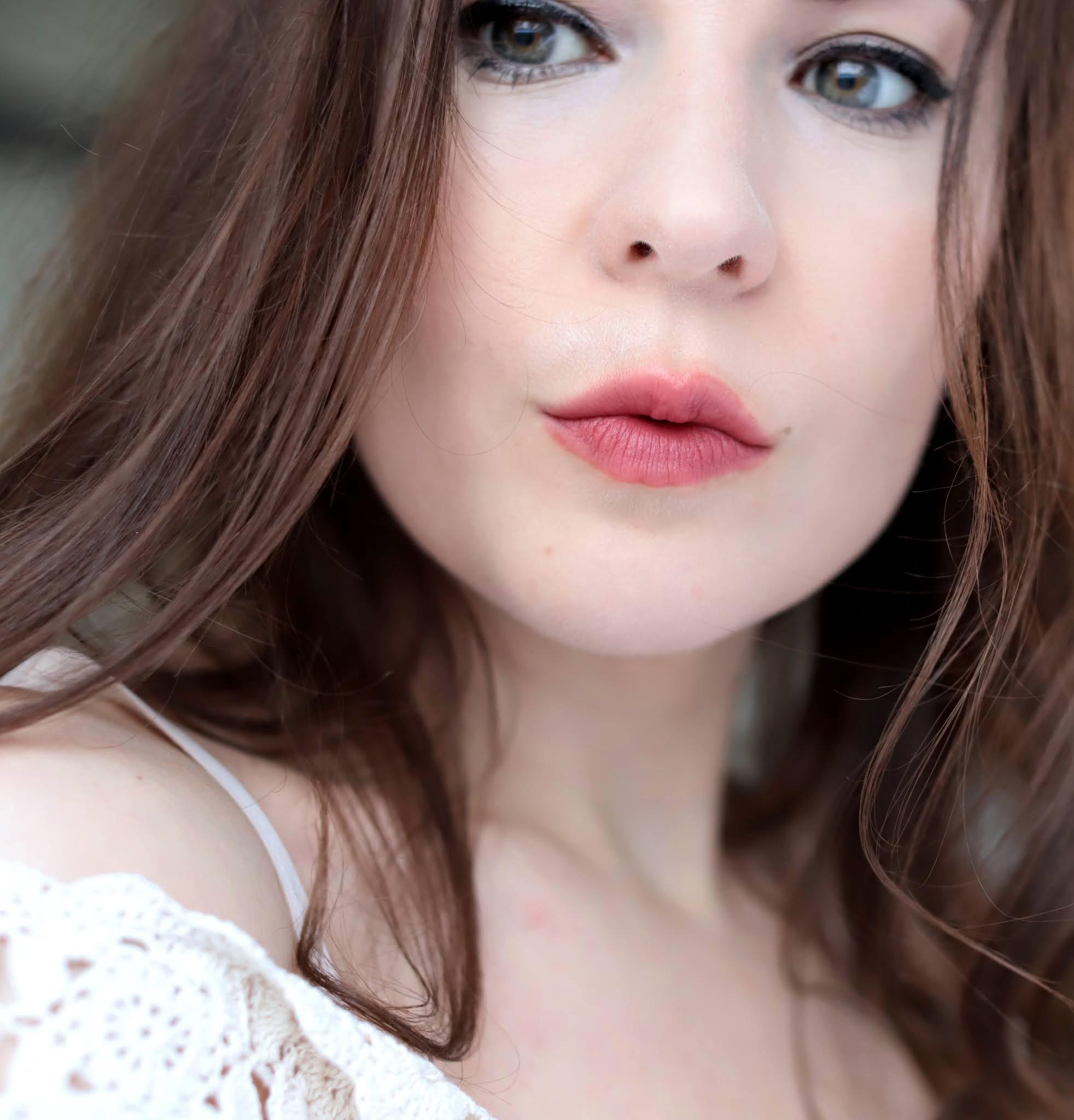 Nars Claudette Sheer Matte Lipstick Sandrine