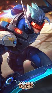 Saber (S.A.B.E.R SQUAD) Regulator Heroes Assassin of Skins V3