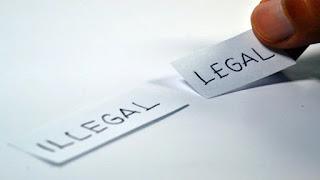 contoh norma hukum
