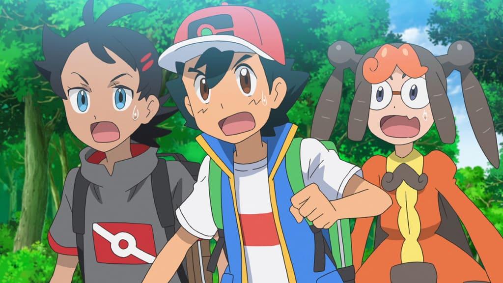 Capitulo 33 Serie Pokémon Temporada 23