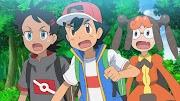 Capitulo 33 Serie Viajes Pokémon: ¿Quien quiere intercambiar Pokémon?