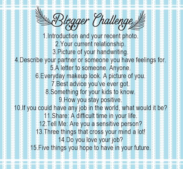 Image result for blogger challenge