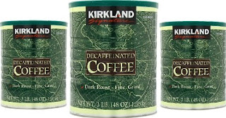 Kirkland Coffee: Fine Ground Roasted Coffee Beans - Grocery