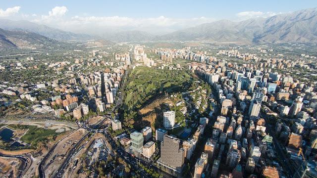 Sky Costanera em Santiago do Chile