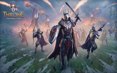 Throne: Kingdom at War - Jeu de Stratégie sur PC