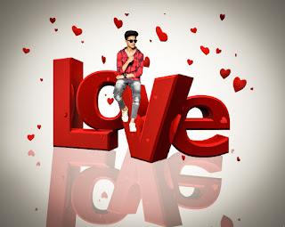 Picsart Tutorial , Picsart Love Editing, Manipulation Editing, Background Change,Soft Editing