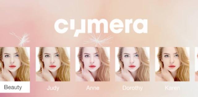 تحميل برنامج Cymera لتصوير سيلفي وعمل مكياج للصور