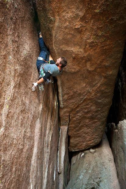 Vedauwoo Wyoming Rock Climbing