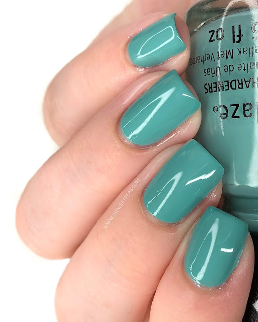 China Glaze Can't Stop Branchin 25 Sweetpeas