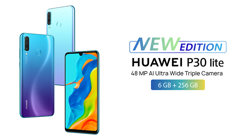 The new edition P30 lite