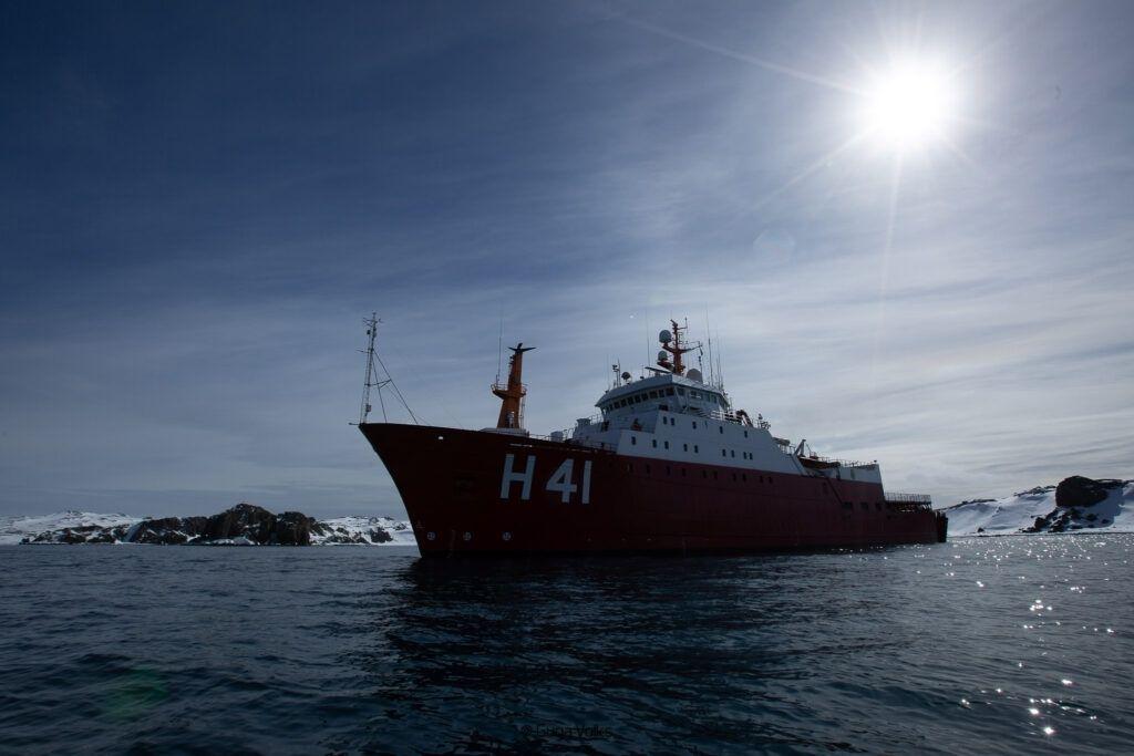 Ecovix uniu-se à Asmar na licitação da contrução do Navio de Apoio Antártico