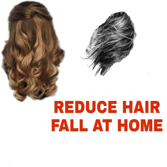 HOW TO CONTROL YOUR HAIR FALL