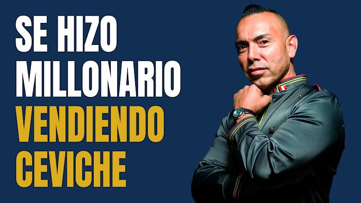 La historia de Juan Chipoco, fundador de Ceviche 105