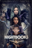 Nightbooks 2021 Dual Audio [Hindi-DD5.1] 720p & 1080p HDRip