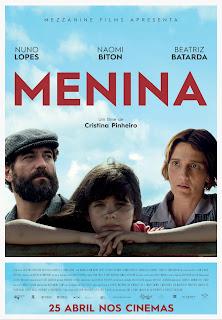 Menina - Poster & Trailer