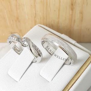 cincin nikah emas couple