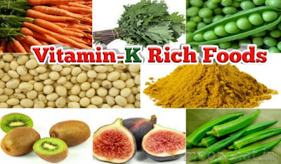 Amazing Health Benefits Of Vitamin K