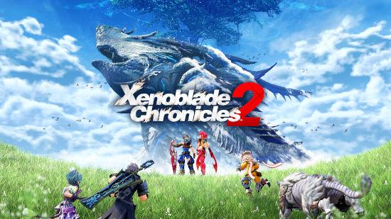 Xenoblade Chronicles 2- Titre - Ultra HD 4k 2160p