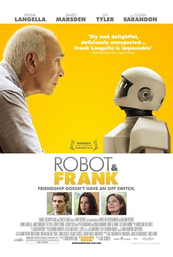 Un Amigo para Frank DVDRip Subtitulos Español Latino
