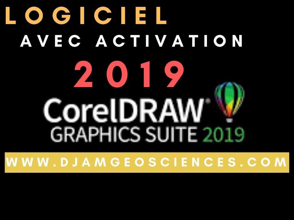 CorelDRAW 2019 | téléchargement installation et activation sans problèmes  2020